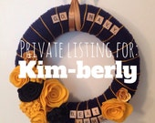 Private listing for kim-berly