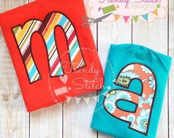 Cheri Font Applique BONUS Numbers Machine Embroidery Design INSTANT DOWNLOAD bx