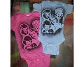 funny baby gift The Golden Girls infant creeper crawler snapsuit onepiece