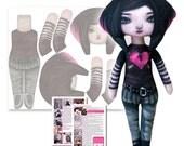 Memory - Goth Girl Printe...