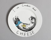 Cheese Weasel Side Plate