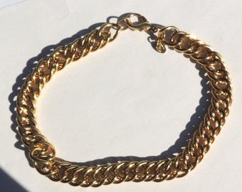 Erwin Pearl Choker Vintage Necklace Chain Designer Jewelry