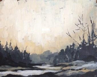 Landscape Painting Original Landscape Painting original acrylic painting landscape art Original Art Landscape Painting on Canvas wall art
