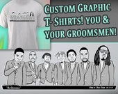 Classic Suited Shirt (Bachelor Party STuff)