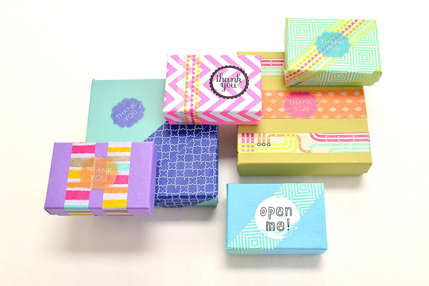Extra Gift-Wrapped Boxes - Additional Jewelry Gift Boxes