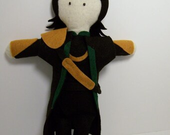 Loki Dopplegeek Pattern *sale*