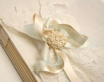 Wedding Photo Album, 9x12 Album, Personalize, Handmade, ArtByChapin