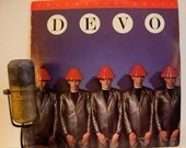 "ON SALE Devo Vinyl Record Album ""Freedom of Choice"" (Original 1980 WB Records w/inner sleeve, ""Whipit"")"