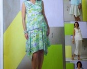 Maternity Tops, Skirt and pants  McCalls 4880  Size 14, 16, 18, 20  uncut