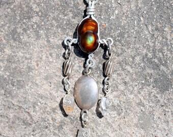 healing stone natural jewelry