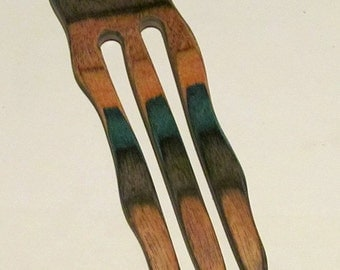 Dymondwood Hair Fork
