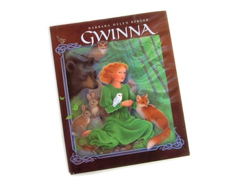 Gwinna by Barbara Helen Berger Children's Book 1990