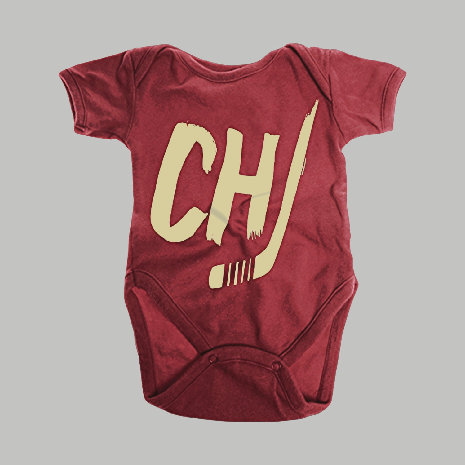 Chicago Blackhawks Baby esie Infant Shoulder Creeper Daa