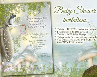 Baby Shower Invitation, Baby Shower Party, Baby Showers, New Baby