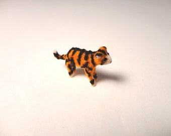 Tiny Tiger for the Dollhouse