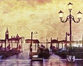 View from St Marks Square - Grunged Photographic Print by Doug Armand on Etsy - DAIP0073