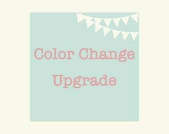 Change the Color of Any of the Items in the Shop! Custom Invitations, Party Printables and Wall Art