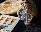 Mystic Crystal Ball Earrings