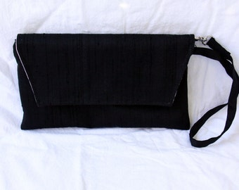 how to make an envelope clutch with lining