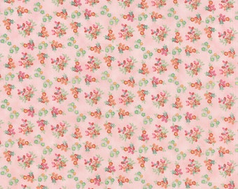 Fresh Cut by BasicGrey - Pink Flambe Violet Garden (30393-13) - 1 Yard