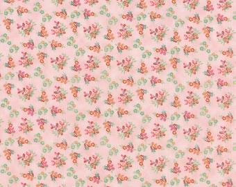 Fresh Cut by BasicGrey - Pink Flambe Violet Garden (30393-13) - 1 Yard