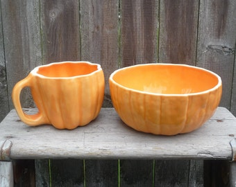 Pumpkin Breakfast Set