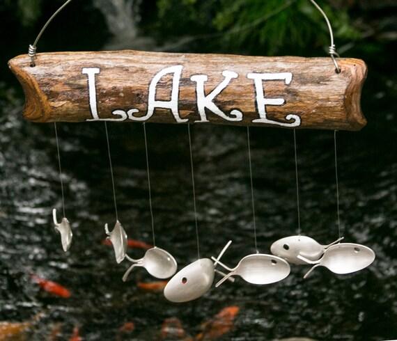 Yard Wooden signs Sign Sign,  lake rustic Name  Lake  Primitive Family Rustic Sign,Custom