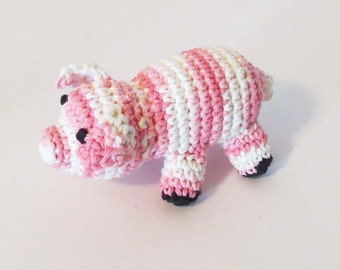 Kitty Catnip Pig Cat Toy - Choose Your Color