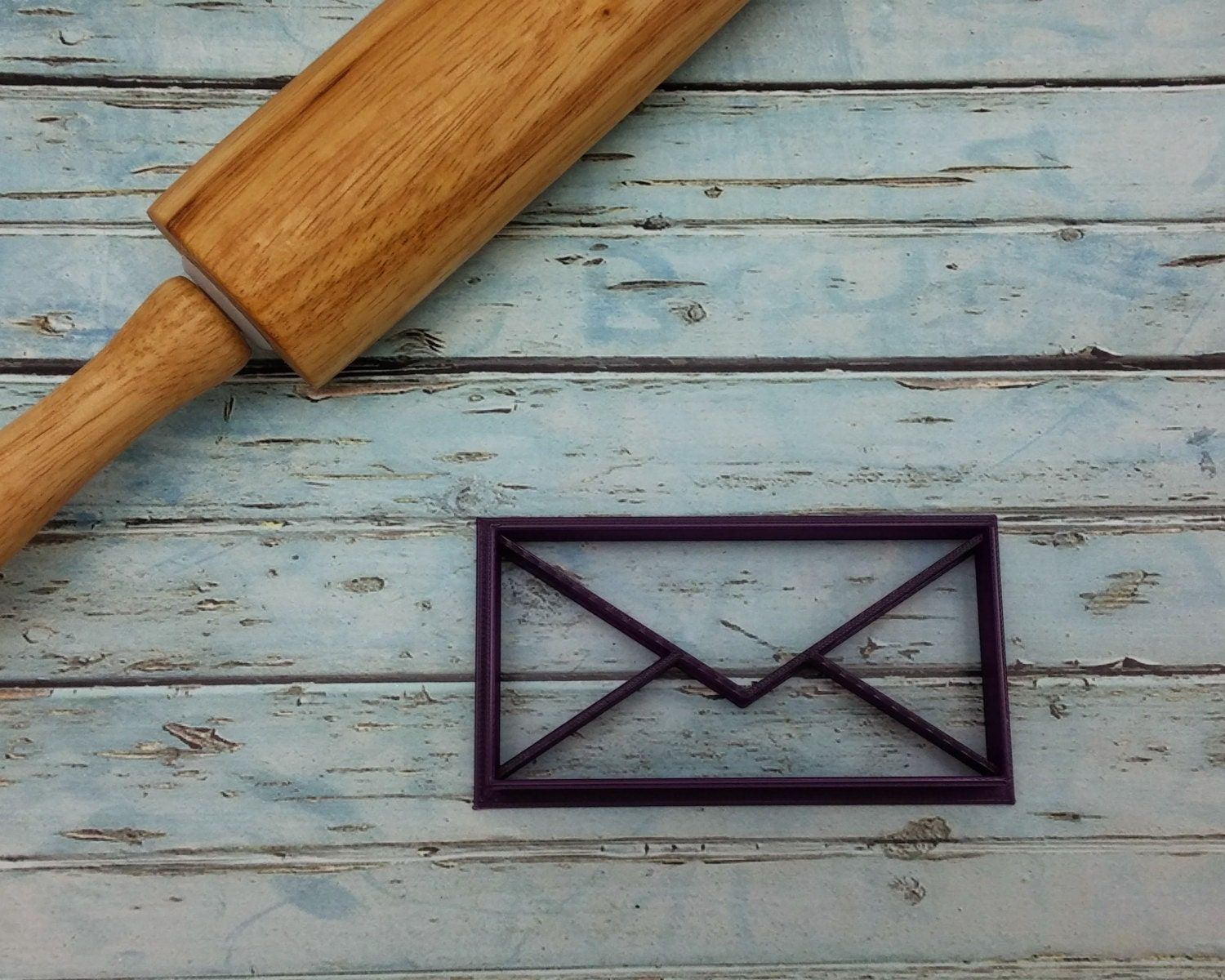 Envelope Cookie Cutter and Fondant Cutter by