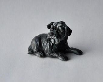 Custom pet figurine