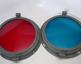 Vintage Theater Light Colored Filters - Stage Light Colored Filters - Theater Lighting