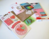 Sweet Valentine Planner Kit