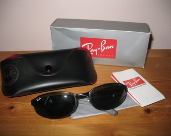 1990'S Ray Ban Eye SunGlasses, with Case and Box