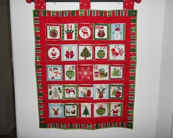 Christmas Advent Calendar - Christmas Symbols Countdown