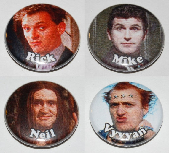 THE YOUNG ONES Button Badge 25mm / 1 inch RIK - eBay