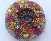 Petite See Urchin Wall Hanging by Betsy Youngquist