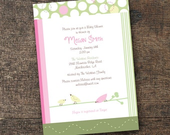 DIGITAL Penelope Baby Shower Party Suite •• PRINTING also available ••