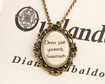 Dinna fash - Outlander Necklace