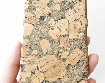Eco-Friendly Black Natural Wood Cork Phone Case For Sony Ericsson Xperia Z2