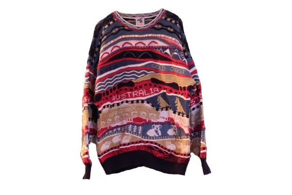 Australia Sweater Vintage Australia Sweater