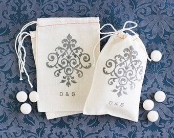 Wedding Favor Bags - Personalized Wedding Favor Bags