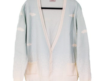 SAMPLE SALE Cloud Cardigan