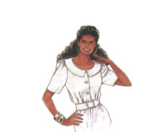 McCall's Pattern 5404 - Fashion Basics Vintage Dress, Jumpsuit and Belt