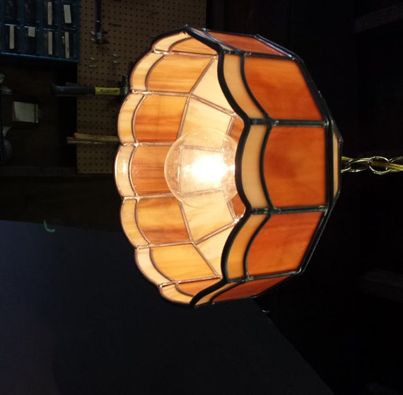 Small Kitchen Lamps: Sherlock Small Kitchen Lamp Small Tiffany Style Hanging Lamp