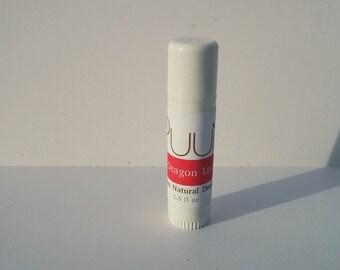 SAMPLE - Natural Deodorant - Jasmine Vanilla Women's Deodorant .5 oz  Travel Size Stick - Deodorent
