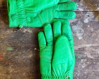 Vintage Gloves/ Hotfingers Gloves/ Promark/ womens