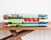 Baby Quilt - Crib Quilt - Social Club Fabric Collection