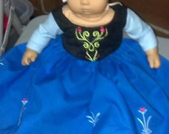 Anna Dress Bitty Baby Doll