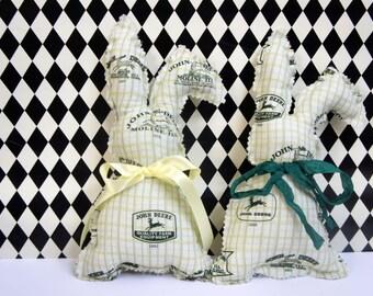 John Deere Bunny Rabbit