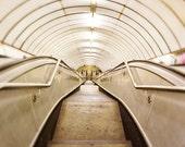 """London photography, London underground, minimal photography - """"The Tube"""""""